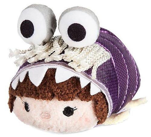 Disney Tsum Tsum Monster Inc. Boo in Costume Exclusive 3.5-Inch Mini Plush