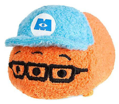 Disney Tsum Tsum Monster Inc. Fungus 3.5-Inch Mini Plush