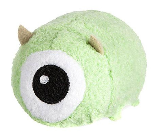 Disney Tsum Tsum Monster Inc. Mike Wazowski Exclusive 3.5-Inch Mini Plush
