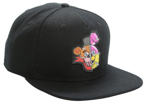 Five Nights at Freddy's Stitched Character's Exclusive Hat
