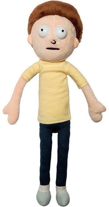 Rick & Morty Morty 10-Inch Plush