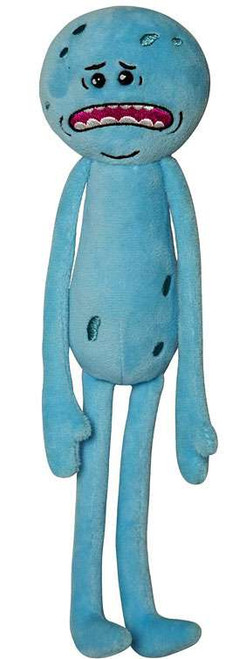 Rick & Morty SAD Mr. Meeseeks 10-Inch Plush