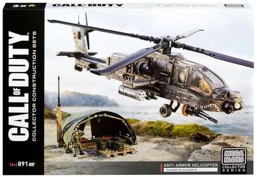 Mega Bloks Call of Duty Anti-Armor Helicopter Set #31283