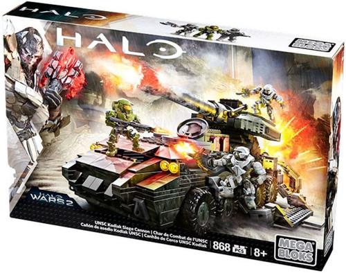 Mega Bloks Halo Kodiak Siege Cannon Set #31842