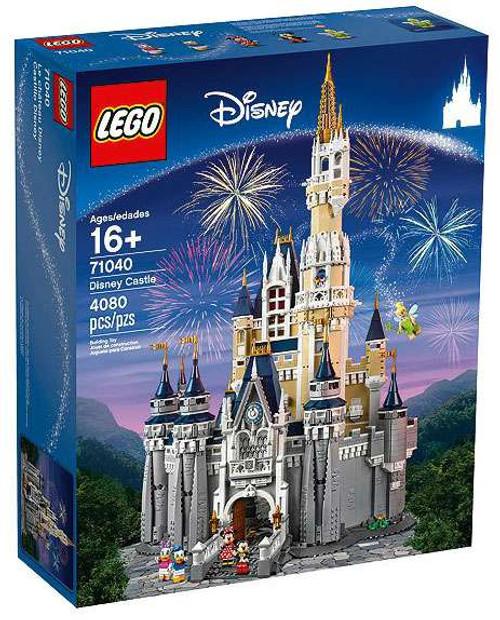 LEGO The Disney Castle Set #71040