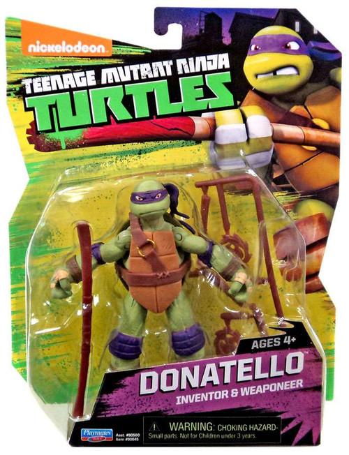 Teenage Mutant Ninja Turtles Nickelodeon Donatello Action Figure [4 Inch]