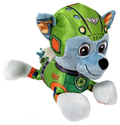 Paw Patrol Air Rescue Pups Pup Pals Rocky 7-Inch Plush