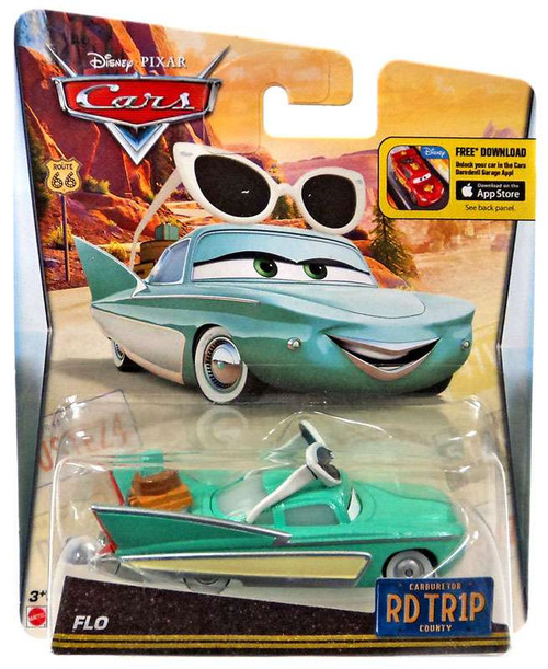 Disney / Pixar Cars RD TR1P Flo Diecast Car [Road Trip]