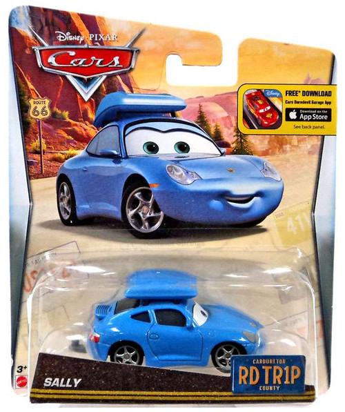 Disney / Pixar Cars RD TR1P Sally Diecast Car [Road Trip]
