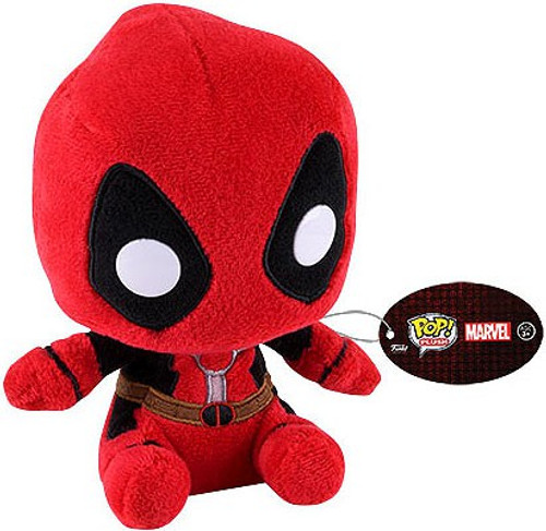 Funko Marvel Deadpool 6-Inch Plush