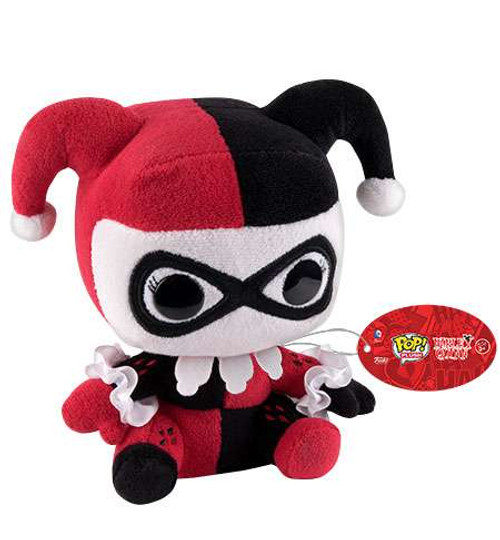 Funko DC Harley Quinn 6-Inch Plush