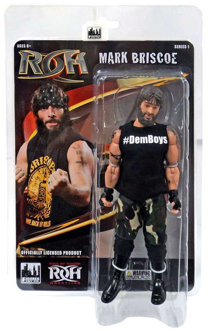 Ring of Honor Mark Briscoe Action Figure