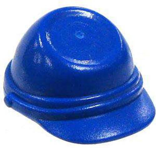 Blue Kepi Cap Minifigure Accessory [Loose]