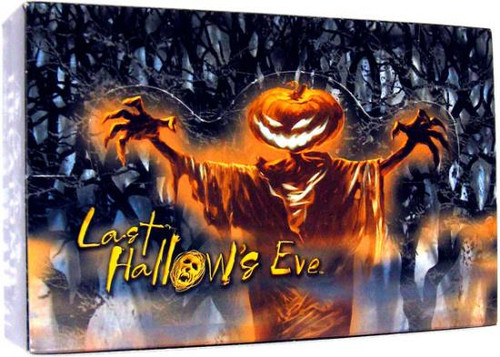 Hecatomb Trading Card Game Last Hallows Eve Booster Box [24 Packs]