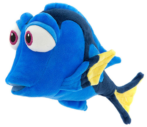 Disney / Pixar Finding Dory Jenny Exclusive 9-Inch Mini Bean Bag Plush