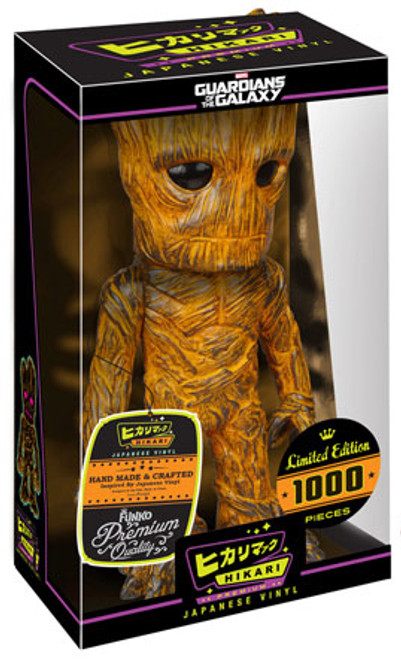 Funko Marvel Guardians of the Galaxy Hikari Japanese Vinyl Groot Exclusive 11-Inch Vinyl Figure [Planet X, Damaged Package]