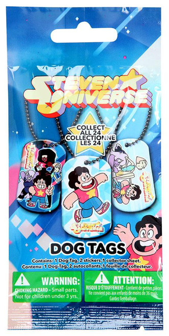 Steven Universe Dog Tags Mystery Pack