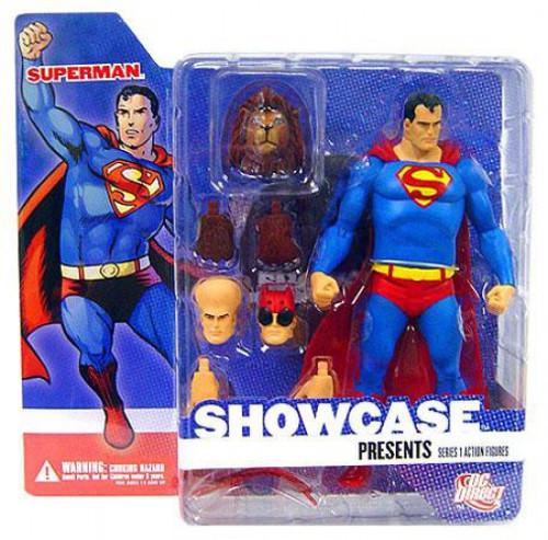 DC Showcase Presents Series 1 Superman Action Figure