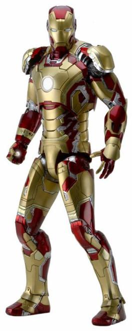 NECA Iron Man 3 Quarter Scale Iron Man Action Figure [Mark 42]
