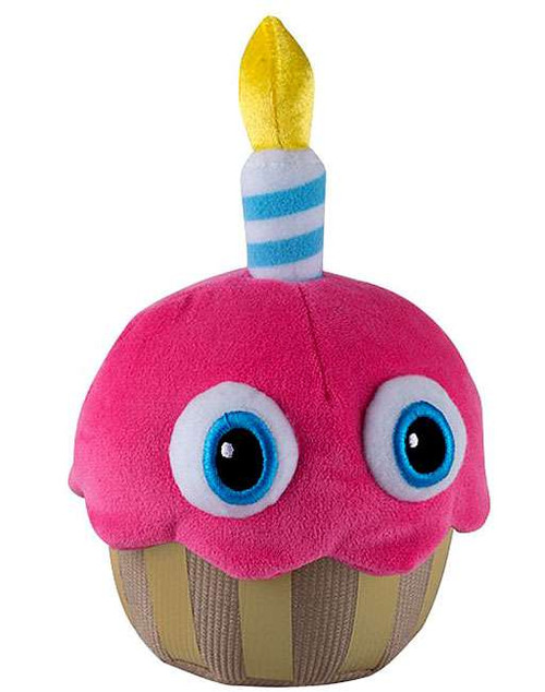 Funko Five Nights at Freddy's Series 2 Cupcake 6-Inch Plush
