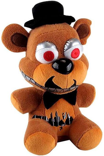 Funko Five Nights at Freddy's Series 2 Nightmare Freddy 6-Inch Plush