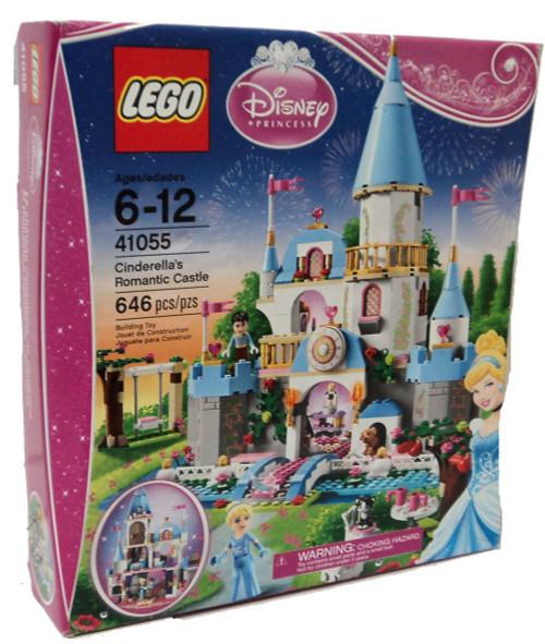 LEGO Disney Princess Cinderella's Romantic Castle Set #41055 [Damaged Package]