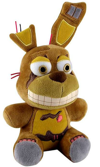 Funko Five Nights at Freddy's Series 2 Spring Trap 6-Inch Plush
