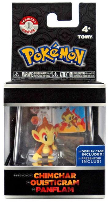 Pokemon Chimchar Trainer's Choice Mini Figure