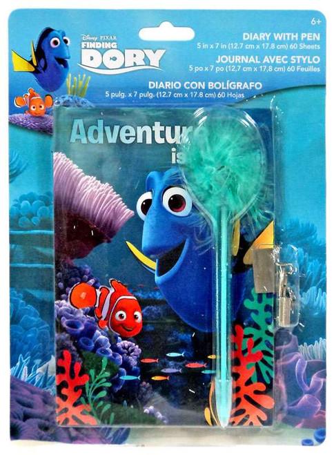 Disney / Pixar Finding Dory Diary with Pen