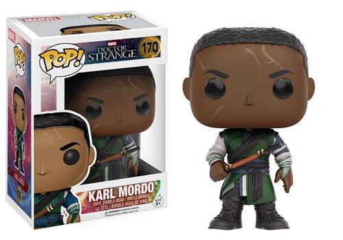 Funko Doctor Strange POP! Marvel Karl Mordo Vinyl Bobble Head #170
