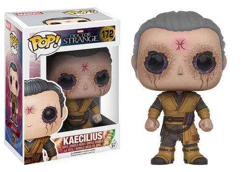 Funko Doctor Strange POP! Marvel Kaecilius Vinyl Bobble Head #172