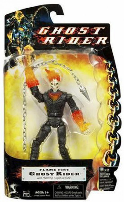 Marvel Series 1 Ghost Rider Action Figure [Flame Fist]