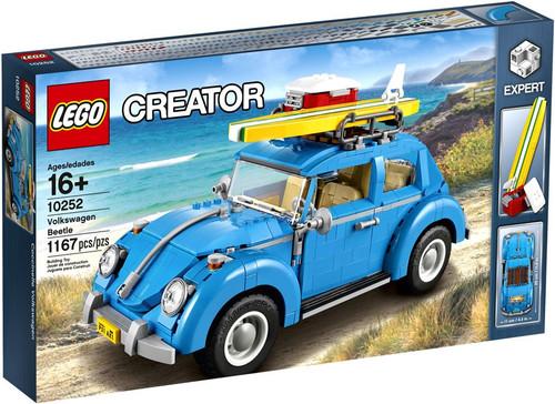 LEGO Creator Volkswagen Beetle Set #10252