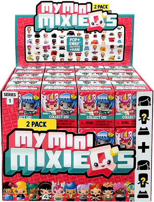 My Mini MixieQ's Series 1 Mystery Box [36 Packs]