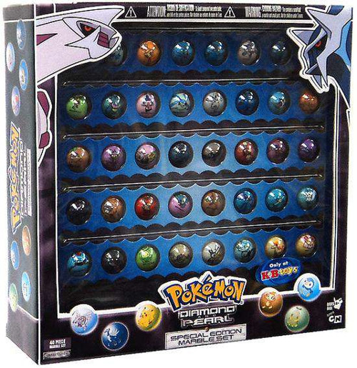 Pokemon Diamond & Pearl Special Edition Marble Exclusive Set [Damaged Package]
