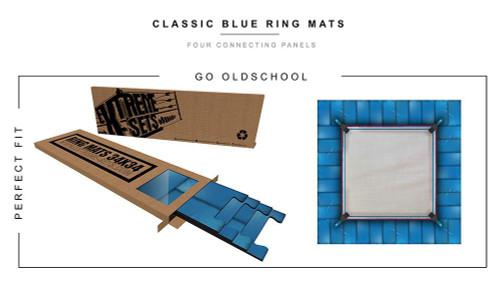 Wrestling Classic Ring Mat [BLUE]