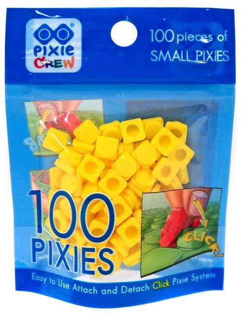 Pixie Crew Small Pixies Yellow 100 Count Sachet