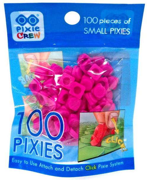 Pixie Crew Small Pixies Fuchsia 100 Count Sachet
