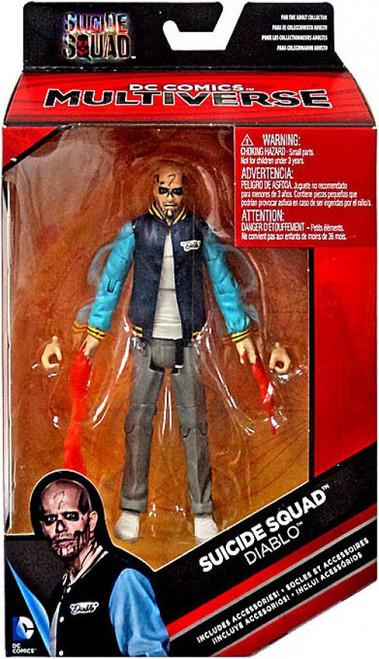 DC Suicide Squad Multiverse Diablo Action Figure