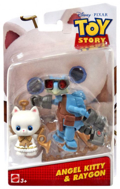 Toy Story Angel Kitty & Raygon Action Figure