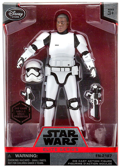 Disney Star Wars The Force Awakens Elite FN-2187 Exclusive 6.5-Inch Diecast Figure