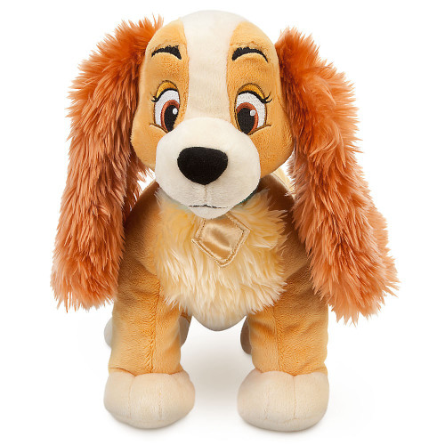 Disney The Lady & The Tramp Lady Exclusive 11-Inch Plush