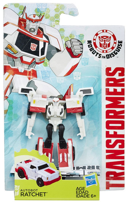Transformers Robots in Disguise Ratchet Legion Action Figure