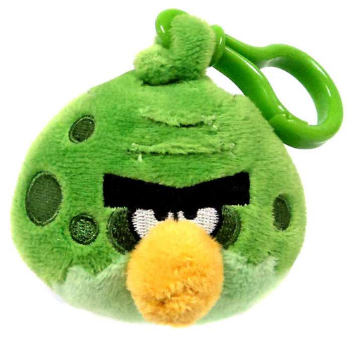 Angry Birds Space Monster Bird Plush Backpack Clip