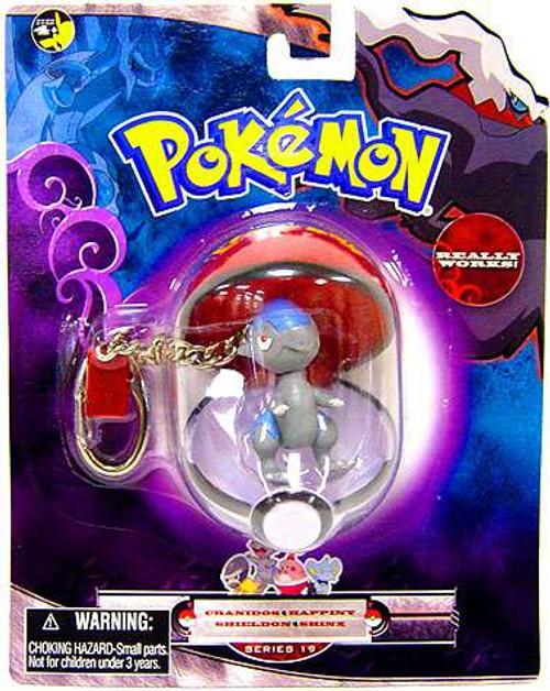 Pokemon Diamond & Pearl Series 19 Cranidos Keychain