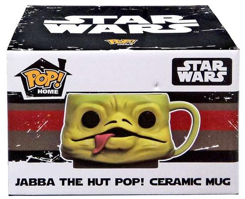 Funko Star Wars The Force Awakens POP! Home Jabba the Hut Exclusive Ceramic Mug