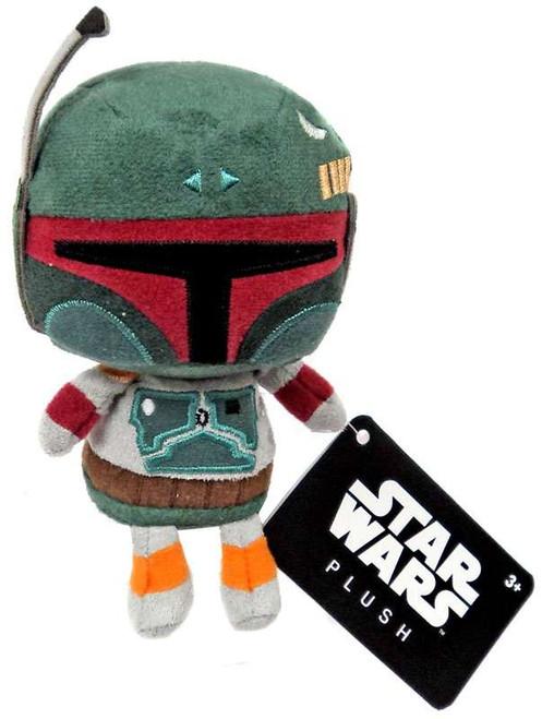 Funko Star Wars The Force Awakens Boba Fett Exclusive 6-Inch Plush