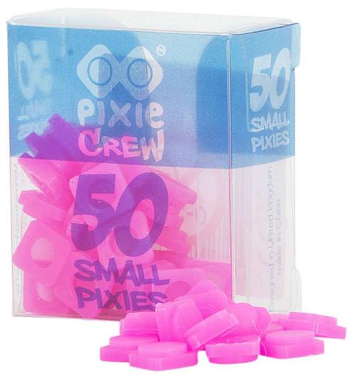 Pixie Crew Small Pixies Pink 50 Count Sachet