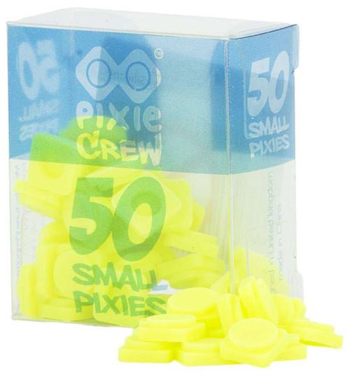 Pixie Crew Small Pixies Neon Green 50 Count Sachet