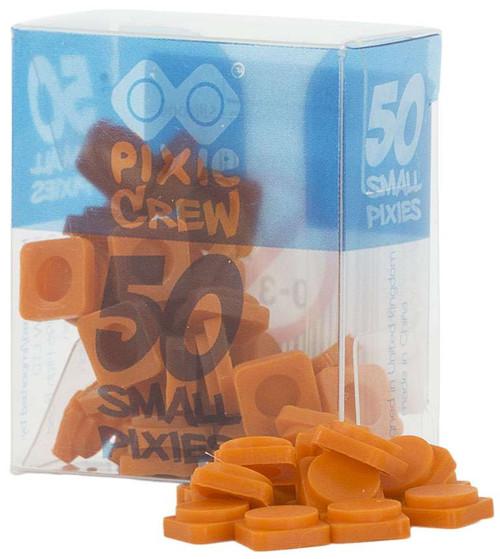 Pixie Crew Small Pixies Light Brown 50 Count Sachet
